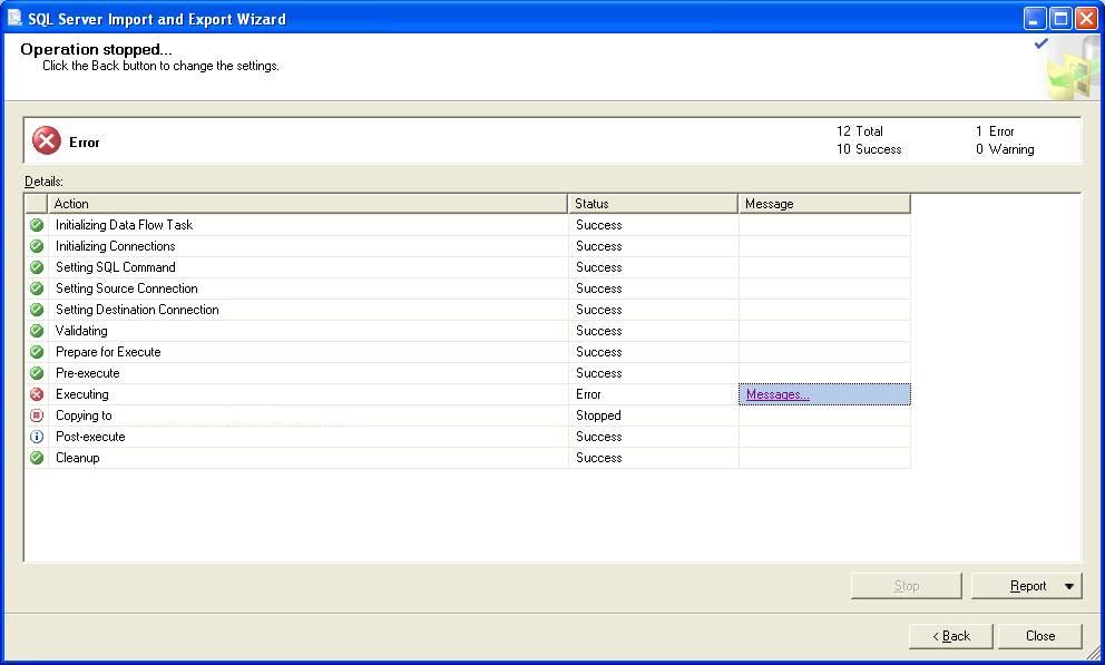 SQL Server Import Data from DB2 AS400 iSeries (SQL Server DBA)