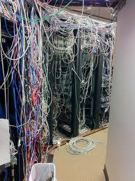 Server room nightmare